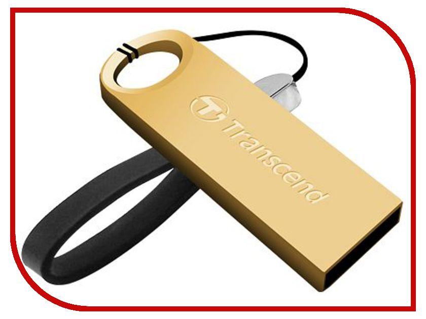 USB Flash Drive 16Gb - Transcend JetFlash 520G TS16GJF520G<br>