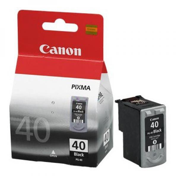Картридж Canon PG-40 Black для Pixma MP450/150/170/iP2200/1600 0615B025 фото