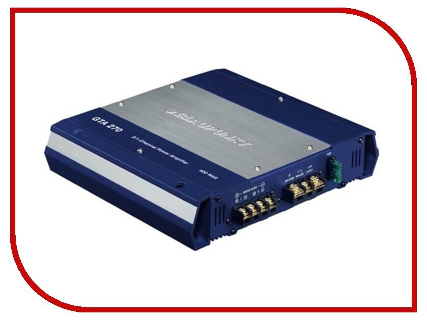 Усилитель Blaupunkt GTA-270 усилитель blaupunkt gta 470