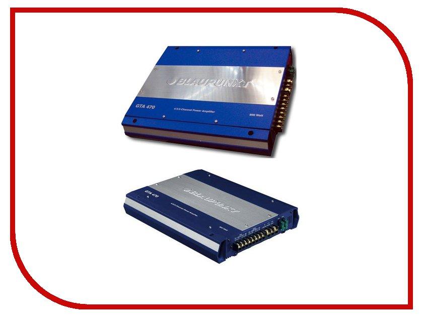 Усилитель Blaupunkt GTA-470 усилитель blaupunkt gta 470