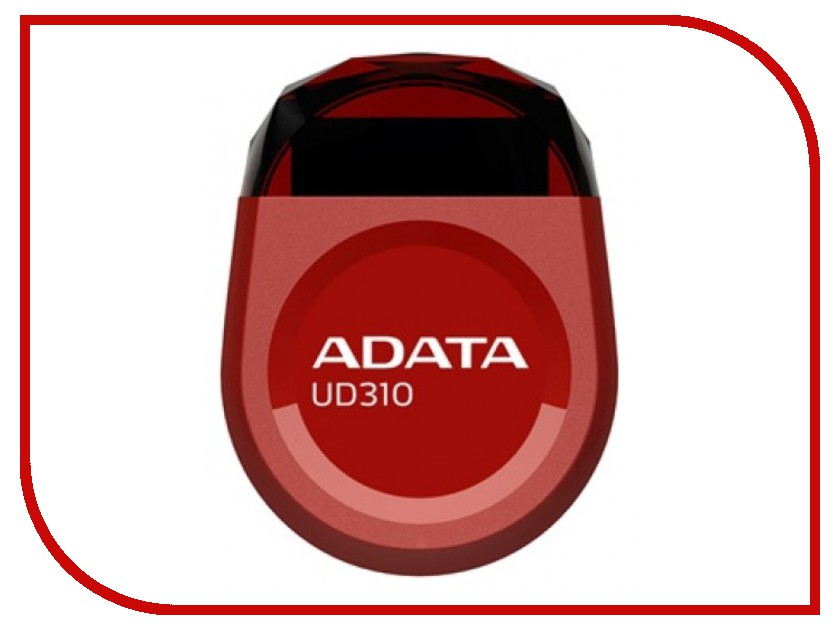 USB Flash Drive 16Gb - A-Data UD310 Red AUD310-16G-RRD