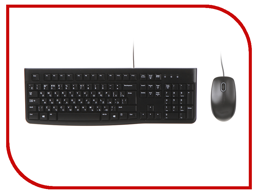 наборы клавиатура+мышь