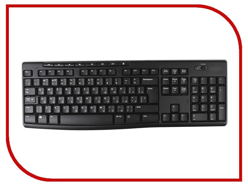 все цены на Клавиатура Logitech K270 920-003757