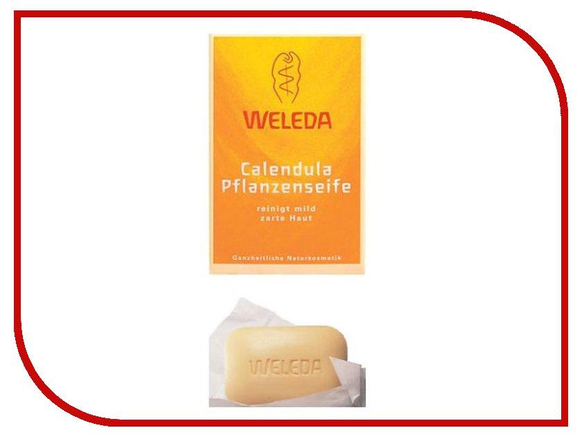 Средство для детей Weleda мыло с календулой 100 г 9894