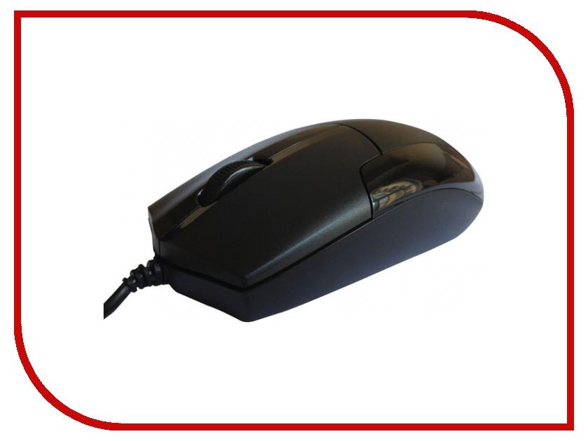 Мышь проводная CBR CM 302 Black
