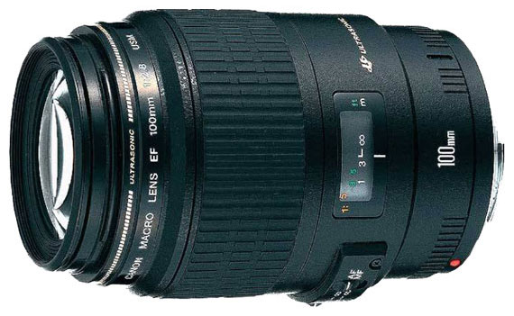 Объектив Canon EF 100mm f/2.8 Macro USM цена 2017