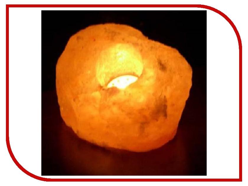Солевая лампа Wonder Life Подсвечник Уникальный 800-1200г SLC-12011/Бпк<br>