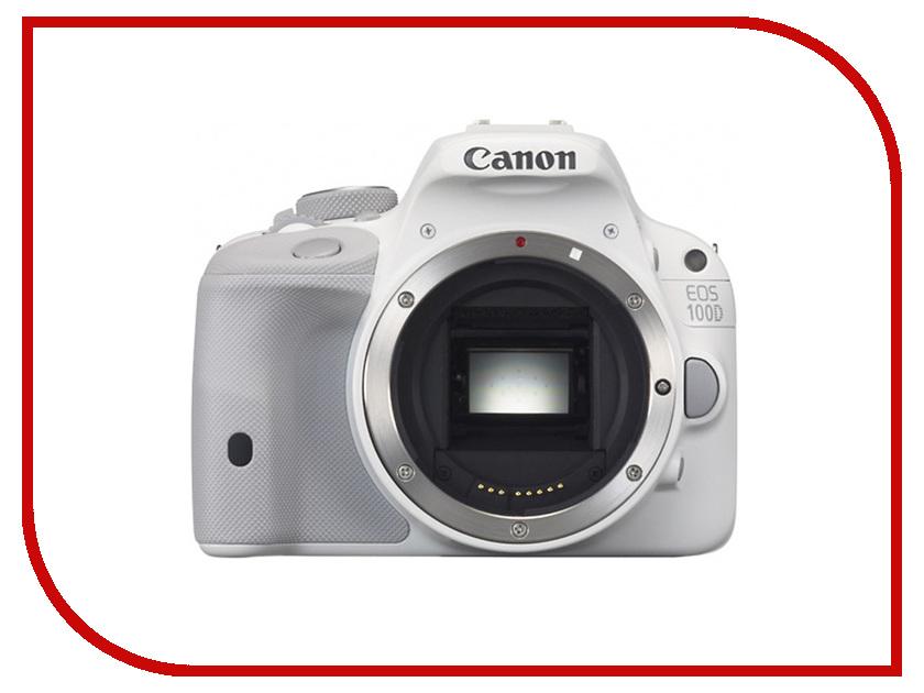 Фотоаппарат Canon EOS 100D Body<br>