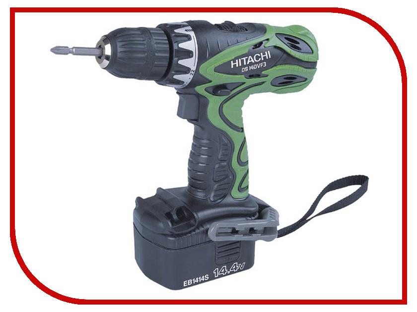 Электроинструмент Hitachi DS14DVF3 / RA цена и фото