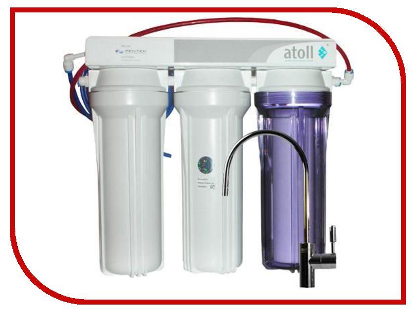 Фильтр для воды Atoll A-313E / D-31 STD картриджи atoll 106 для a 560e sailboat