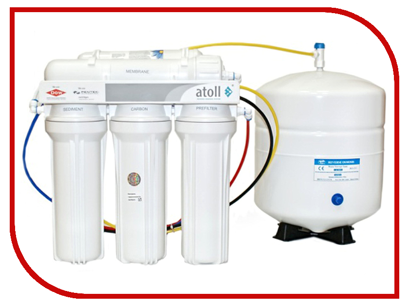 Фильтр для воды Atoll A-560E / A-550 STD картриджи atoll 106 для a 560e sailboat