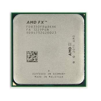 Процессор AMD FX-8350 Vishera OEM FD8350FRW8KHK (4000MHz/AM3+/L3 8192Kb) все цены