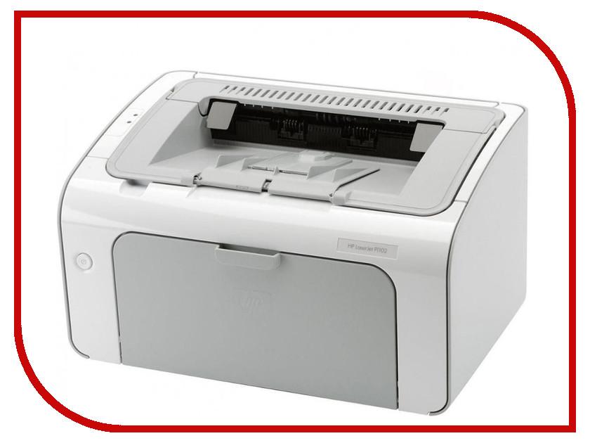 Принтер HP LaserJet Pro P1102 RU CE651A