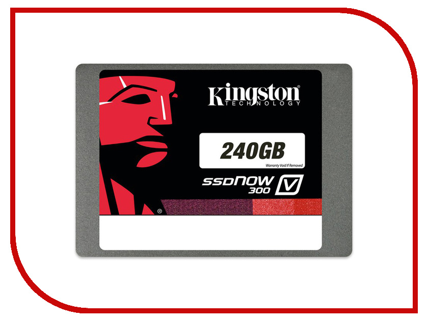 Жесткий диск 240Gb - Kingston SSDNow V300 SV300S3D7/240G