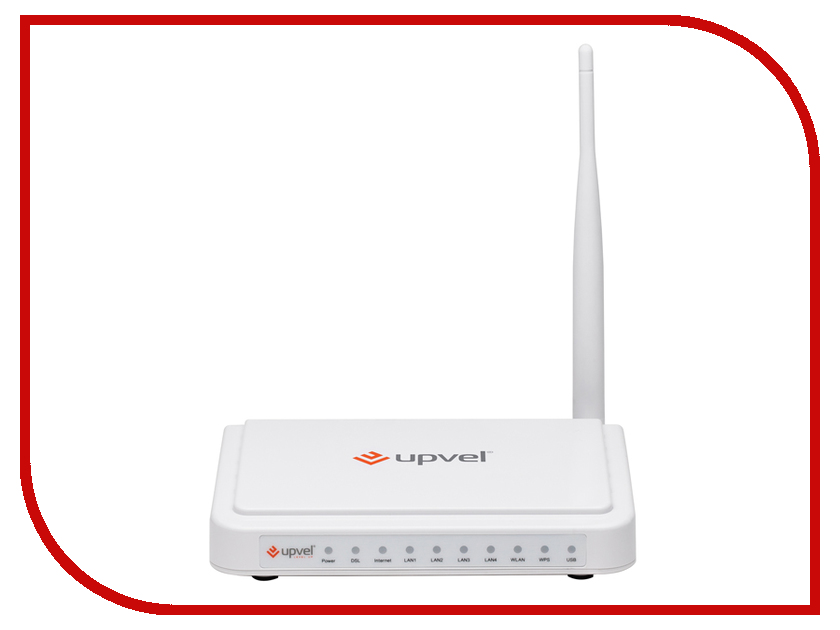 Wi-Fi роутер Upvel UR-344AN4G