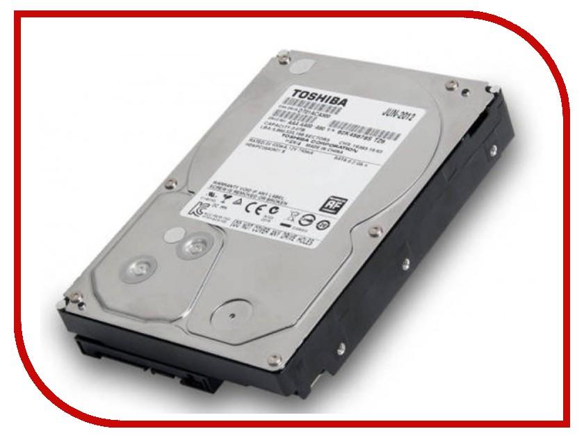 Жесткий диск 3Tb - Toshiba DT01ACA300 toshiba thnsnh