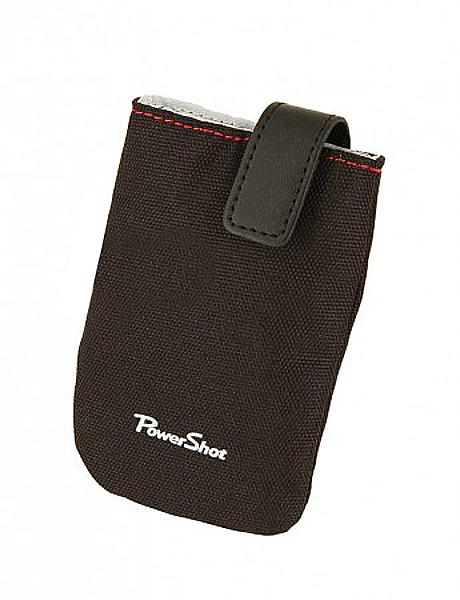 Чехол Canon PowerShot Black — Чехол-кармашек