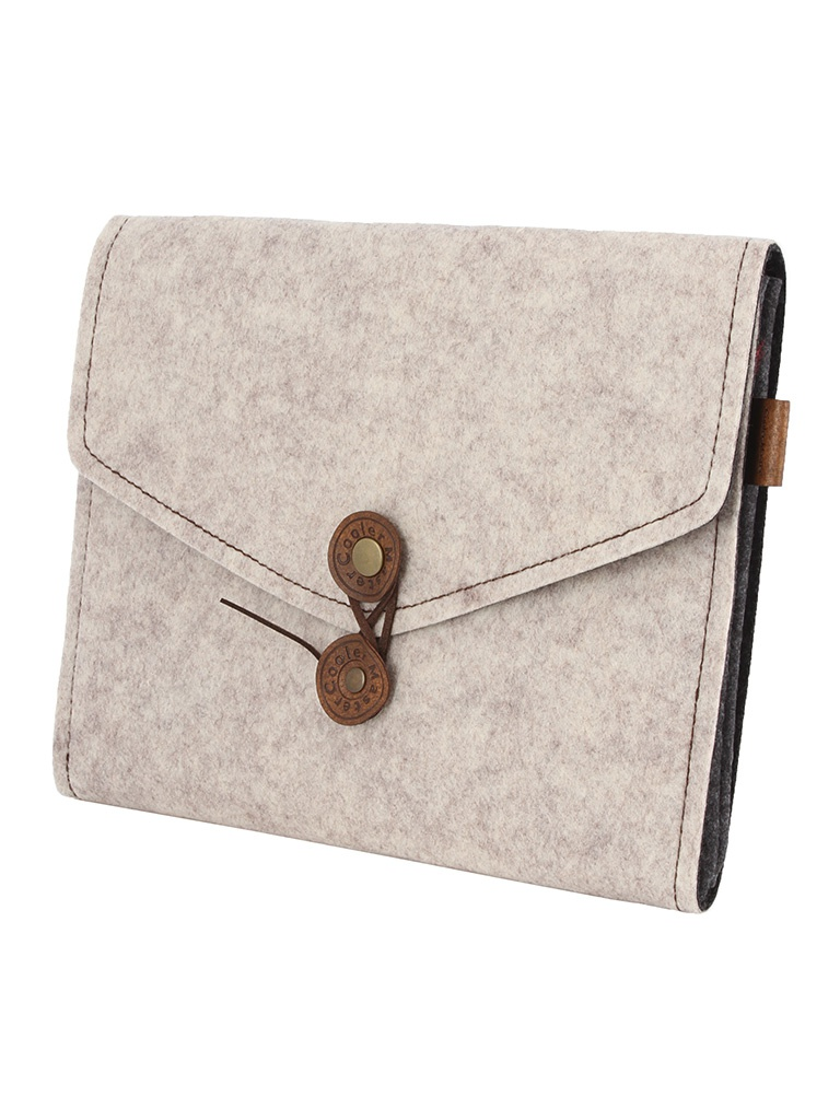 Аксессуар Чехол Cooler Master для APPLE iPad 2 / iPad 3 New / iPad 4 Cormo Sleeve Grey C-IP0V-WFCO-IU