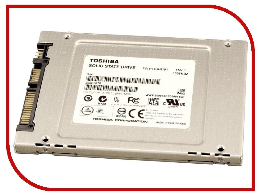 Жесткий диск 512Gb - Toshiba THNSNH512GBST