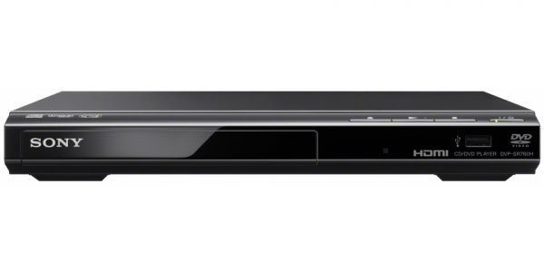 Плеер Sony DVP-SR760HPB