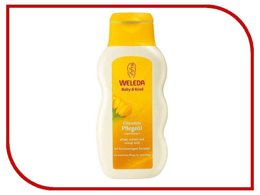 Средство для детей Weleda масло с календулой для младенцев с нежным ароматом 200 мл 8819<br>