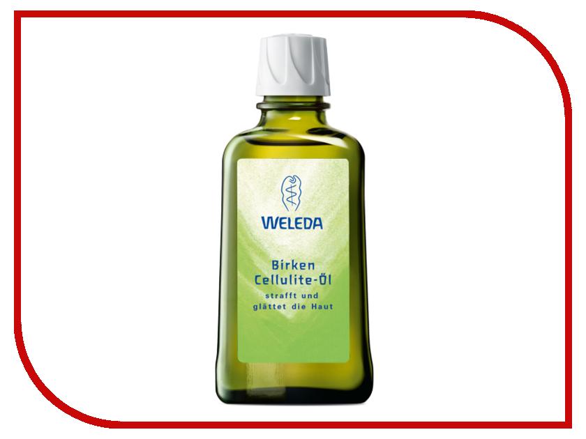 Средство для ухода за телом Weleda березовое антицеллюлитное масло 200 мл 8833