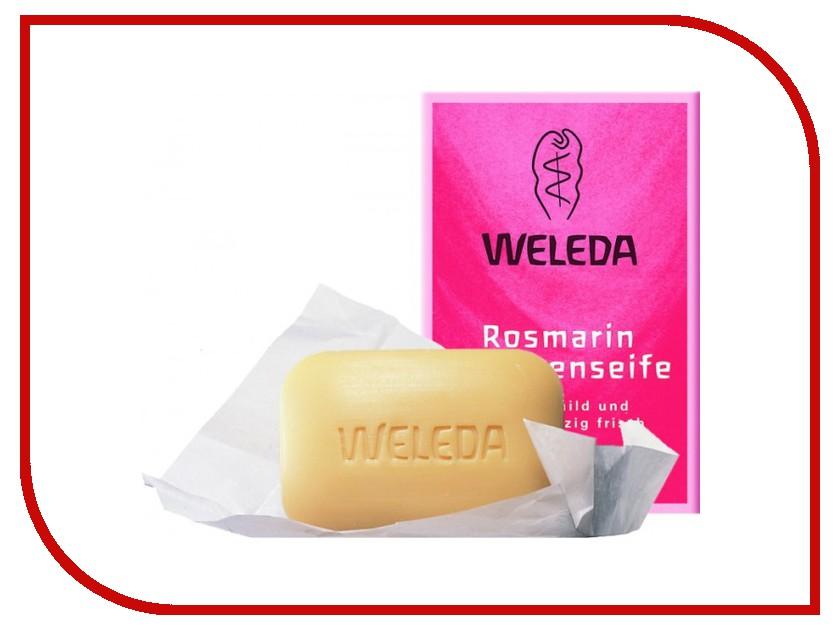 Средство для ухода за телом Weleda розмариновое мыло 100 гр 9882