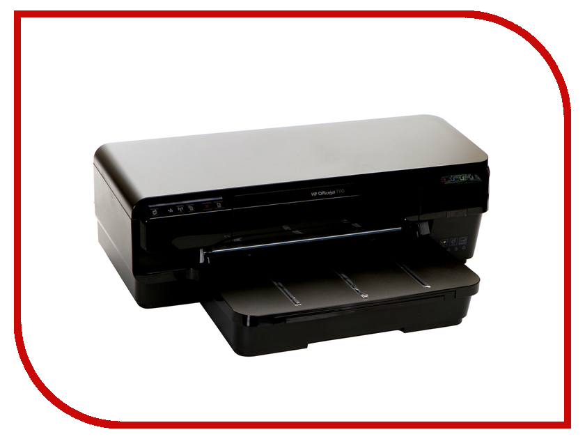 Принтер HP Officejet 7110 WF CR768A принтер hewlett packard hp officejet 100 moblie