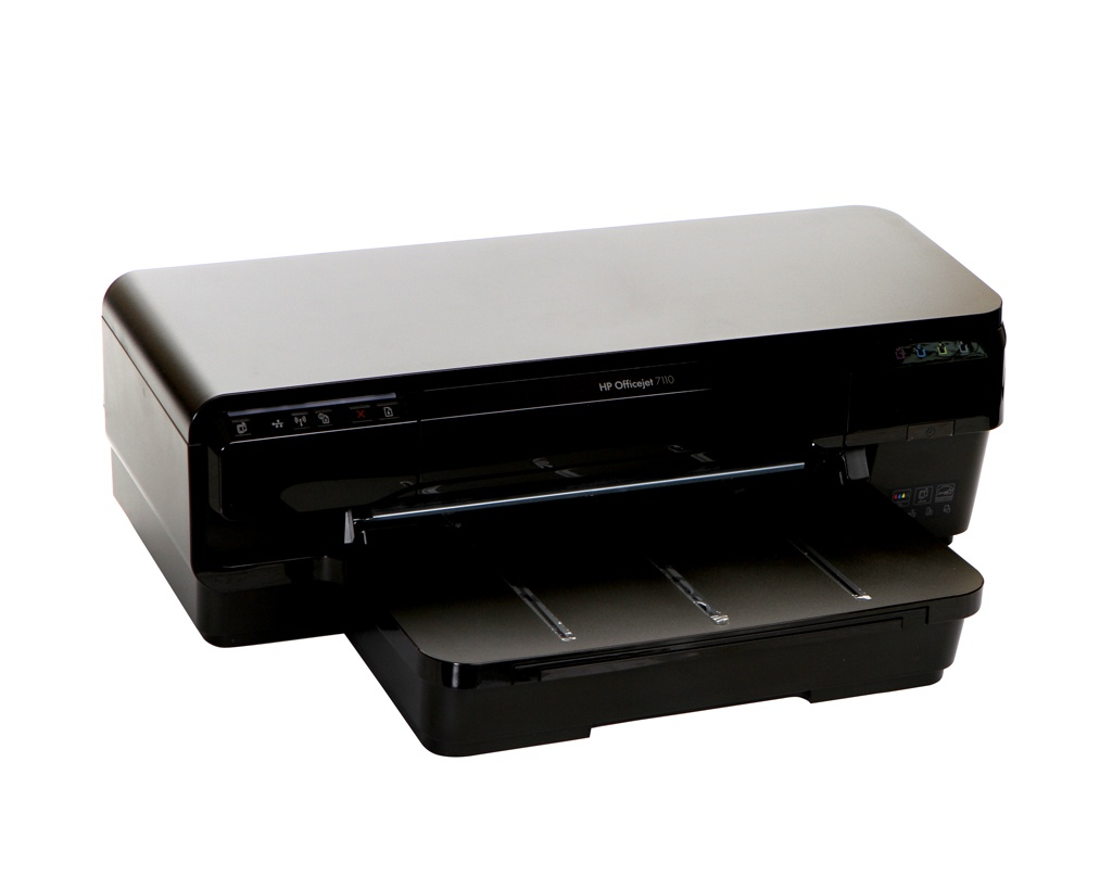 Принтер HP Officejet 7110 WF CR768A