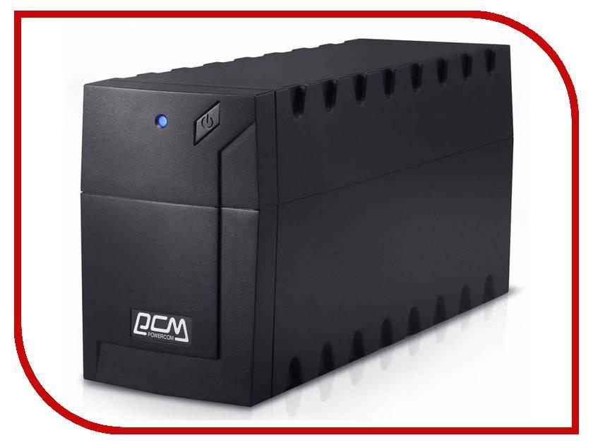 Источник бесперебойного питания Powercom RPT-600A Euro пистоны wicke euro caps 100 зарядные 600 шт
