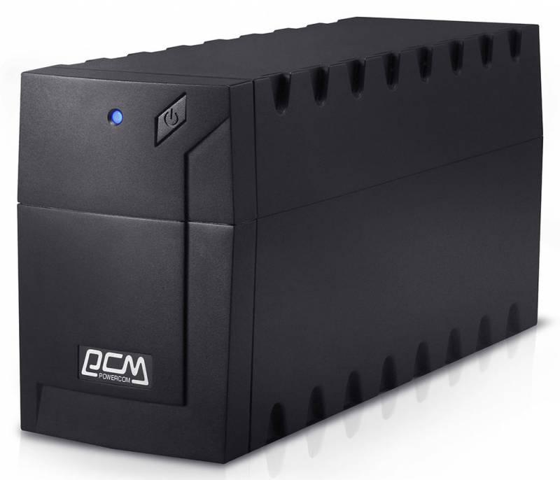 Источник бесперебойного питания Powercom Raptor RPT-600A Euro