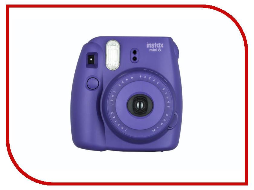 Фотоаппарат FujiFilm 8 Instax Mini Grape<br>