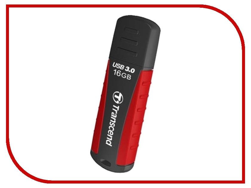 USB Flash Drive 16Gb - Transcend JetFlash 810 USB 3.0 TS16GJF810<br>