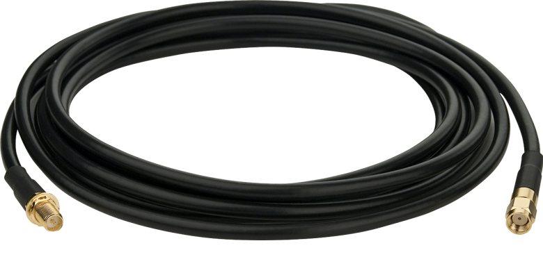TP-LINK TL-ANT24EC5S кабель 5м кабель tp link tl ant200pt черный 50 см