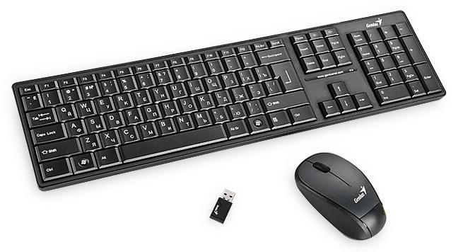 Набор Genius SlimStar 8000 ME USB<br>