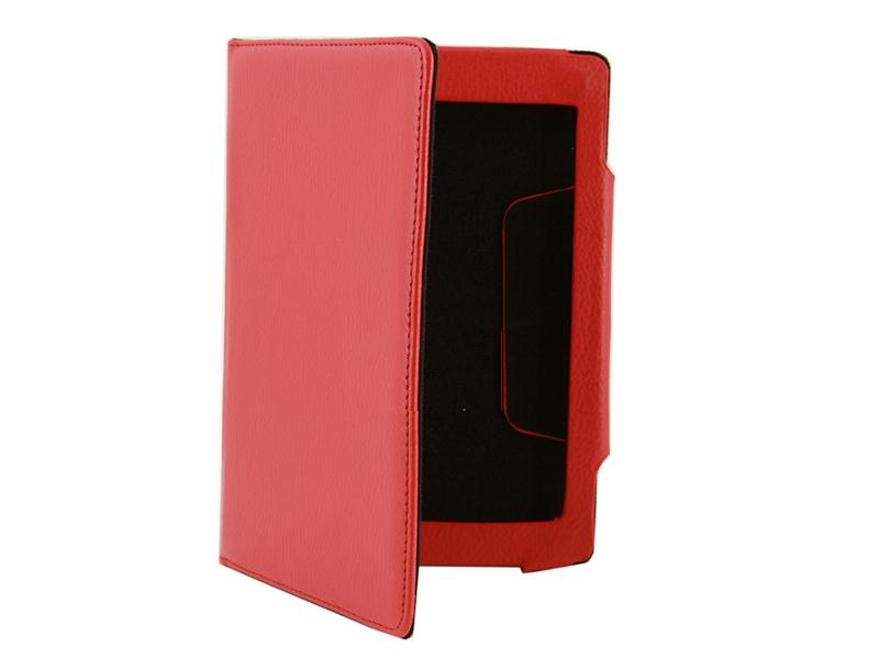 Аксессуар Чехол for Sony T2 SkinBox S-011 Red