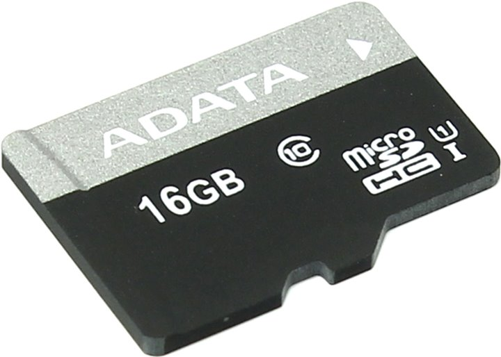 Фото - Карта памяти 16Gb - A-Data Premier - Micro Secure Digital HC Class 10 UHS-I U1 AUSDH16GUICL10-R roger peng r programming for data science
