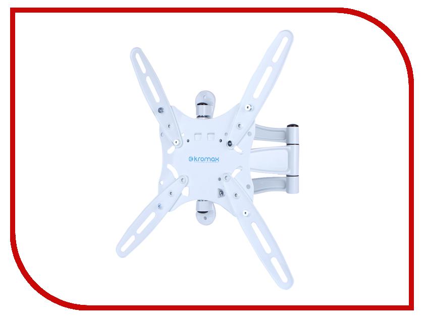 Кронштейн Kromax Techno-5 (до 30кг) White