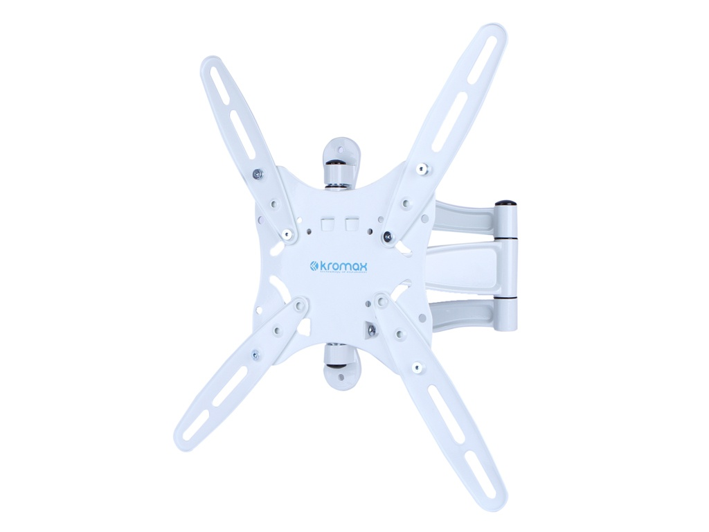 Кронштейн Kromax Techno-5 (до 35кг) White