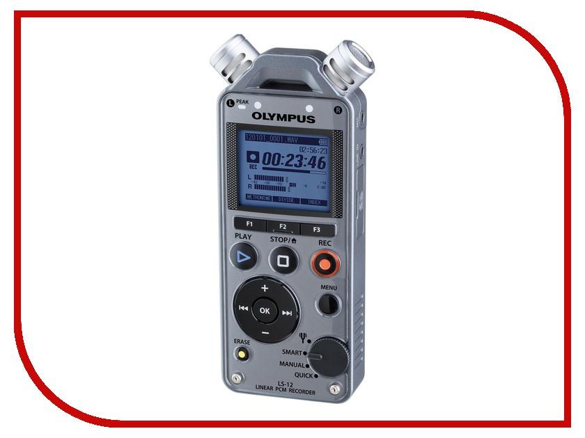 Диктофон Olympus LS-12 диктофон olympus ls p1