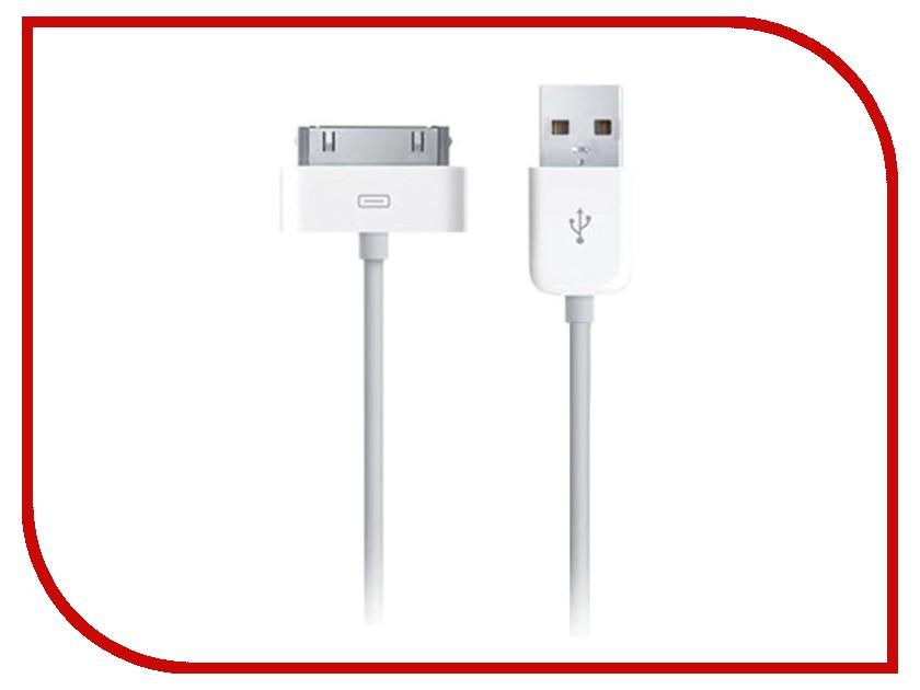 Аксессуар Deppa USB для iPhone / iPod / iPad 1.2m White 72101 deppa для iphone white