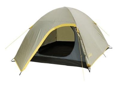 Палатка Campus Antibes 2 Stone Beige-Yolk Yellow<br>