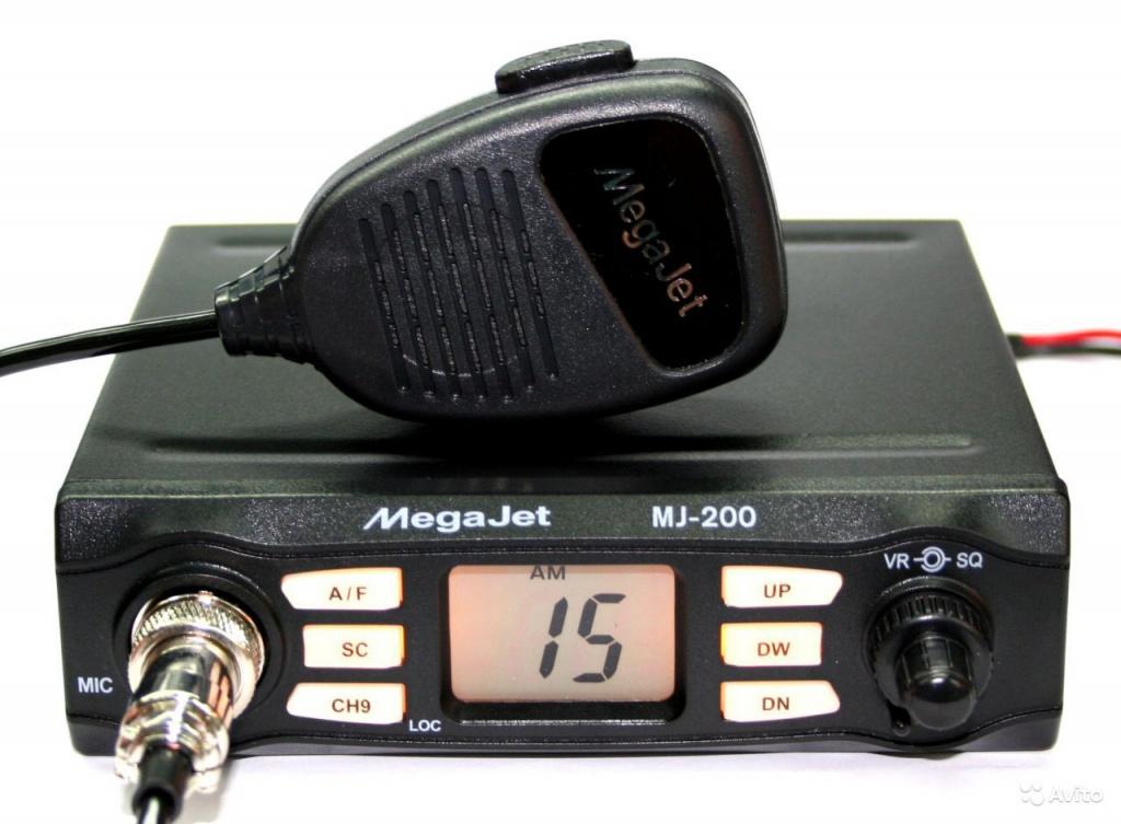 Рация MegaJet MJ-200<br>