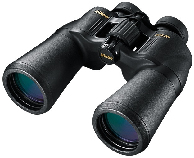 Бинокль Nikon 16x50 Aculon A211 цена и фото