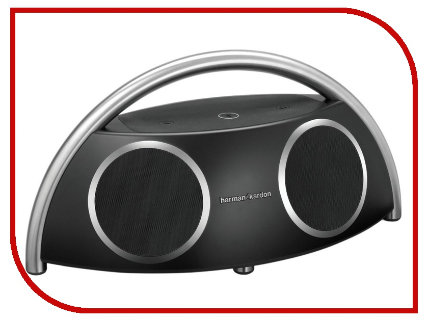 Колонка Harman Kardon Go + Play Wireless Black<br>