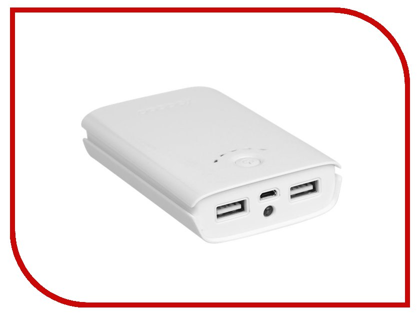 Аккумулятор Yoobao Power Bank YB-636 7800mAh White