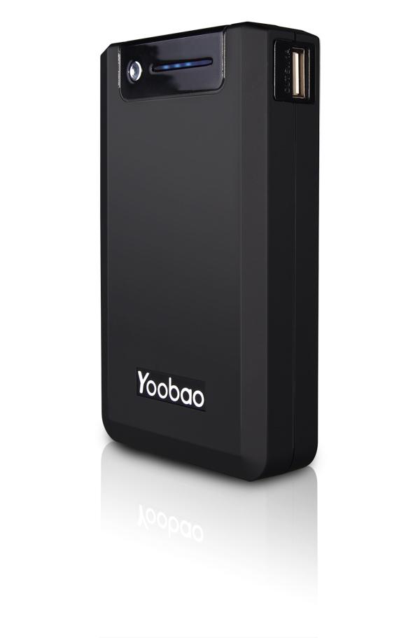 Аккумулятор Yoobao Power Bank YB-655 Pro 13000 mAh Black