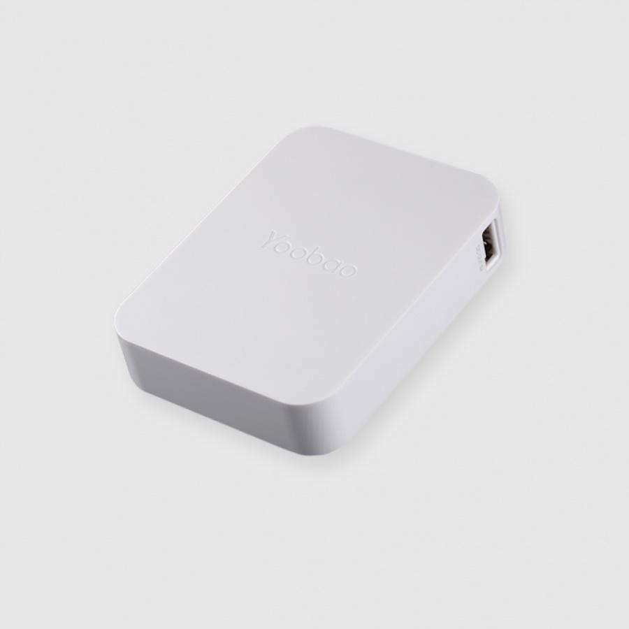 Аккумулятор Yoobao Power Bank YB-647 10400 mAh White