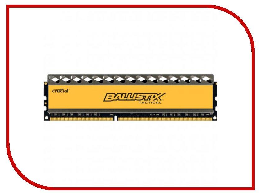 Модуль памяти Crucial DDR3L DIMM 1600MHz PC3-12800 - 8Gb BLT8G3D1608ET3LX0CEU