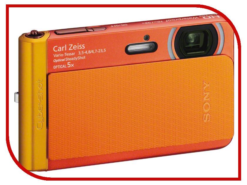 Фотоаппарат Sony DSC-TX30 Cyber-Shot Orange